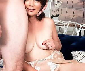 Hairy grandmother kelly scott fucked in pussy - part 3