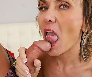 Mature lillian tesh gets fucked by her man - part 3