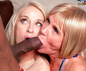 Blonde mature with fine tits robin pachino severe sex with black - part 3