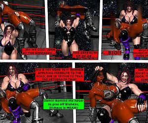 dr. edgar slam- Savage Bio – Female Wrestling