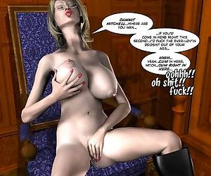 Phantom of the sexual maniac frightening 3d porn comics - part 3733