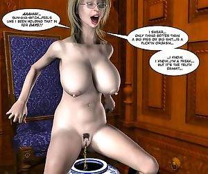 Phantom of the sexual maniac frightening 3d porn comics - part 3733