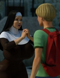 Lilys First Day As A Nun