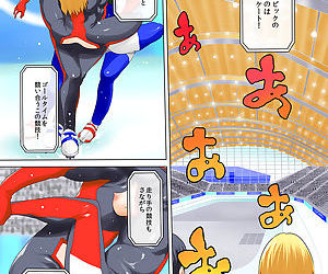 Uralympic! ~Zenra no Danjo Pair de Winter Sports~ - part 3