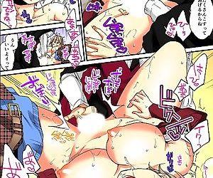 Onna no Karada de iki Sugite Yabai! 9 - part 4