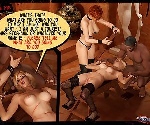Euro Trip 3 - The Cruel Mistress - part 3