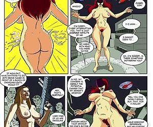 Laser Lady - part 3