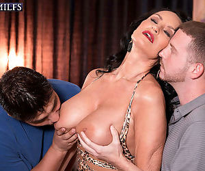 A good dp for big titted brunette milf rita daniels - part 1179