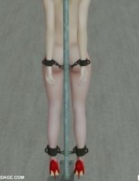 B69- Cindy the Bondage Model