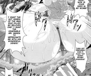 Otorisousakan Chijoku no Shikyuu Moro Dashi Dancer - The Disgraced Undercover Prolapsed Womb Dancing Agent