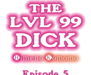 The Lvl 99 Dick