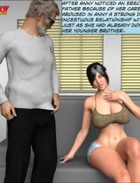 CrazyDad- Anny My Dear Older Sister Part 4