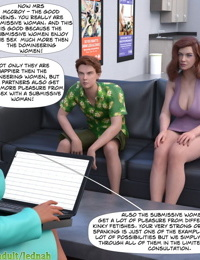 Lednah- The XXX adventures of danny McCroy- Ep.4 – Visit to Sexologist