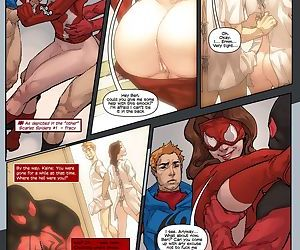 Scarlet Spiders
