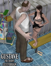 Urkel- Gustave The Horny Custodian