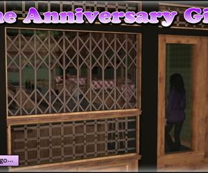 Karacomet- The Anniversary Gift Ch.6