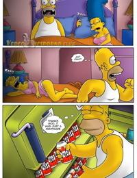 The Simpsons- Drah Navlag – Homer's Nightmare