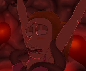 Mad Mark- Rick and Morty- Dimension 609
