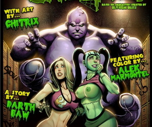 Jabcomix- The Creepies 5