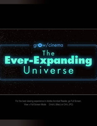 Bustartist- grOw Cinema 12- The Ever Expanding Universe