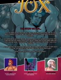 Tom Cray- JOX- Treasure Hunter #5