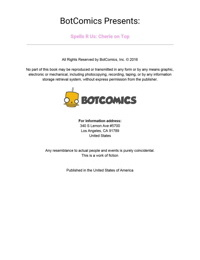 Bot- Spells R Us – Cherie on Top Issue 4