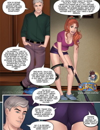 Seiren- Suspicion Part 1