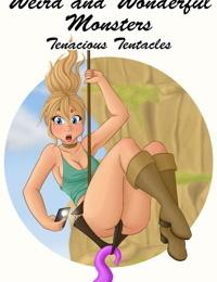 Vanilla Vixen- Tenacious Tentacles