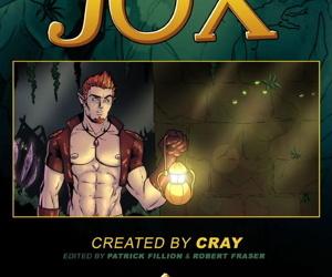 Tom Cray- JOX – Treasure Hunter #1