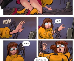 Nyte- The Mysterious Disappearance of Velma Dinkley