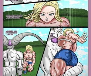 Dragon Ball Super- 18's Deal- Magnificent Sexy Gals