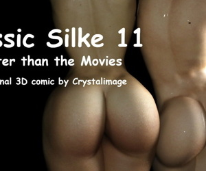 CrystalImage- Classic Silke 11- Better than the Movies