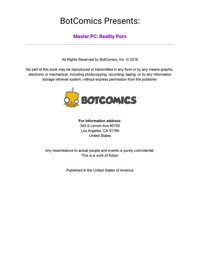 Bot- Master PC – Reality Porn Issue #2