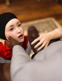 Hijab 3DX- Losekorntrol – Sound Garden 3