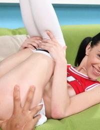 Horny teen in action - part 4681