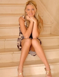 Heavenly gorgeous blonde alison angel naked - part 4673