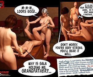 Family Traditions 3 - Initiation - part 4