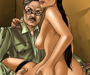 Sinful Comics - Angelina Jolie / Tomb Raider / Mr. and Mrs. Smith