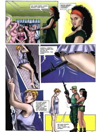 Conchita the Rebel #1 - part 2