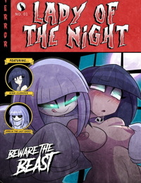 Lady of the Night Issue 1