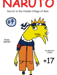 Secret in the Hidden Village of Rain 07