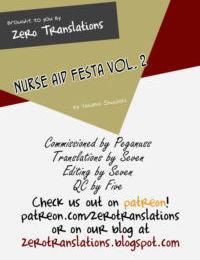 Nurse aid festa Vol. 2 - part 2