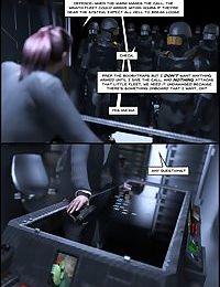 Sindy Anna Jones ~ The Lithium Comic. 03: Jack / Off
