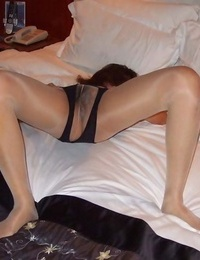 Picture selection of an unexperienced asian girlfriend in a horny molten fuck sess - part 2357
