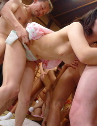 Warm asian sluts getting rammed in naughty fuck-a-thon - part 444