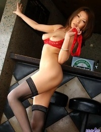 Japanese stellar model june showing tits and firm ass - part 4754