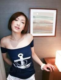 Pretty asian nene iino posing and sucking hot cock - part 34