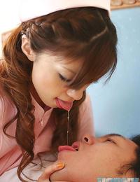Horny japan nurse yume pounding her patient - part 4381