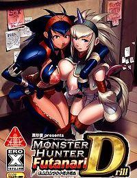 Monster Hunter- Futanari Drill 1- Hentai