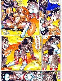 Dragon Ball- Bad Moon Rising